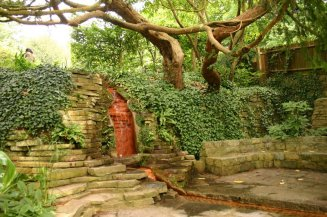Chalice_Well_Waterfall_2_by_FoxStox